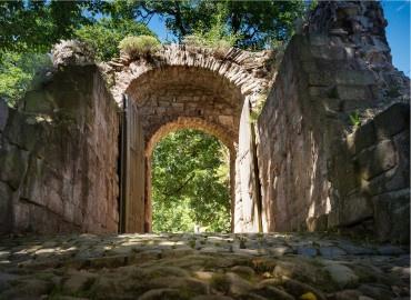 Burgen & Burgruinen im Oberpfälzer Wald