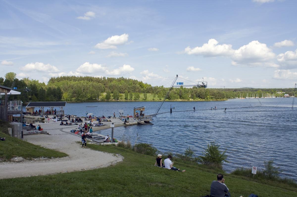 Steinberger See Baden